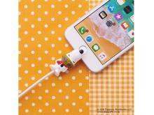 スヌーピーがiPhoneにガブッ!ケーブルバイト×PEANUTS発売
