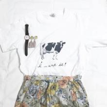 ぴったり自分好みのTシャツが作れる!今度のクリケではオリジナルTシャツづくりがブームです♡