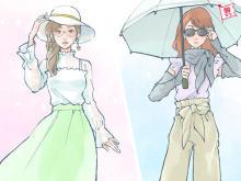 ホントやめて…夏のUV対策女子に対する男子の本音