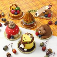 テーマは秋の散歩道♩ユーハイム・ディー・マイスター、ストーリー仕立ての新作ケーキが9月に登場♡