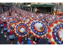 鳥取市最大のお祭り!「鳥取しゃんしゃん祭り」が今年も開催