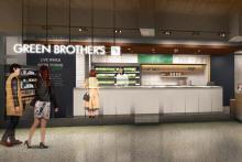 おしゃれなサラダカフェ「GREEN BROTHERS」がオープン♩青山一丁目駅から直結でアクセス抜群!