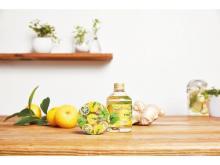 「スチームクリーム」に100%天然のゆずの香りの新ライン登場