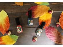 今っぽさを和の色で表現!「胡粉ネイル」に秋冬限定色が登場