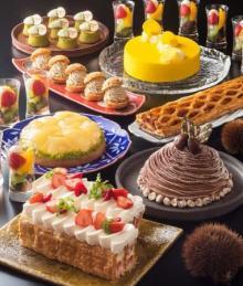 日本各地の食材が大集合!横浜ベイホテル東急の人気ナイトブッフェ、11月のテーマは「NIPPON」