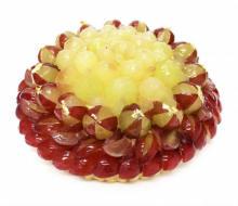 秋の味覚がごろごろっ♩カフェコムサ「ぶどうコレクション」で3種類のぶどうが競演!