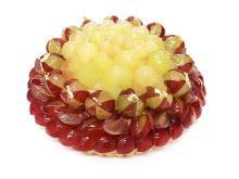 旬の厳選ぶどうを食べ比べ!カフェコムサの豪華なケーキ3種類