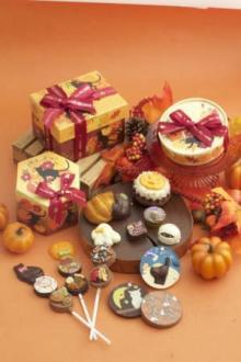 日本発のショコラブランド「ベルアメール」にかわいすぎるハロウィンコレクションが登場♡
