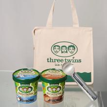 """Three Twins Ice Creamの2号店がNEWoManにオープン!新フレーバー""""ラベンダー""""もお目見え♡"""