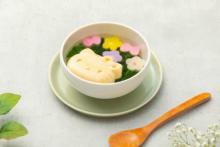 ハローキティ×加賀麩不室屋♡お椀の中に花が咲く「宝の麩」にキティバージョンが登場♩