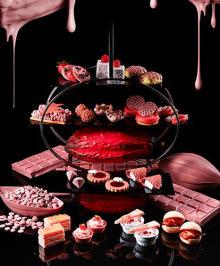 チョコレート好き必見♡ANAインターコンチネンタルホテル東京で「チョコレート・センセーション」が開催