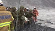 人命最後の砦である自衛隊・救助部隊が撮影した未公開映像を初公開!