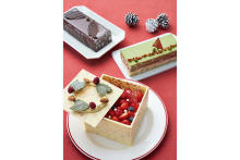 パティスリー キハチのクリスマスケーキの予約受付がまもなく開始!特別な日を彩る華やかなケーキを♡