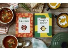 アフタヌーンティーの味を自宅で!レトルトスープ2種発売