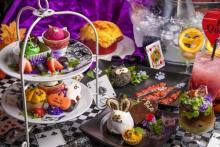 最強カラフル&インパクト「アリスレストラン」都内4店舗で平成最後のハロウィンパーティーが開催♩