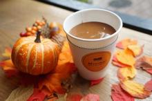 Minimalにハロウィン限定のホットチョコレートが1か月限定で登場!かぼちゃとカカオの甘みにうっとり♡