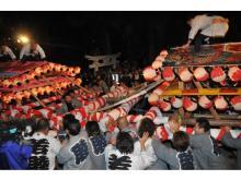 300年超の伝統を誇る「飯坂けんか祭り」が福島県で開催