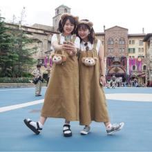 秋のディズニーはダッフィーフレンズコーデが大人気♡友達・カップルで楽しむシミラールックをご紹介!