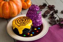 エッグスンシングスのハロウィン限定パンケーキがかわいい!初登場のハロウィンバーグベネディクトも気になる