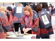 """3日間限定!都会の真ん中で""""日本の食""""を楽しめるイベントが開催"""