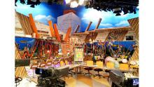 独特の世界観を醸し出す『ワイドナショー』のスタジオ。その舞台裏はカオス?