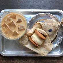 """寒くなってきた今が楽しみ時♡見た目もかわいい""""アイスサンド""""が食べられるおすすめカフェ5つ"""