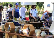 やきものの魅力を体感!福井県・越前町で秋の「陶芸祭」開催