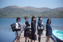 ドキュメント+短編映画 女優目指す女子高生たちの青春作品『私たちは、』完成