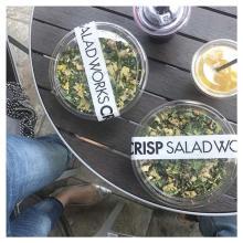 ダイエット中だっておしゃれは欠かせない♡ヘルシーなサラダランチが楽しめるおすすめカフェ〜私のお散歩旅〜