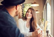初デート後、男性のリアクションに見る「食いつき度」診断
