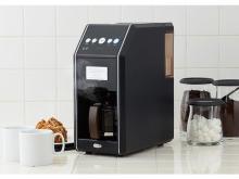 5分で挽きたて珈琲が楽しめる全自動コーヒーメーカーが登場