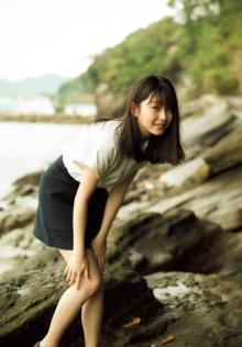 """""""10代のカリスマ""""久間田琳加、『週プレ』で人生初グラビア挑戦"""