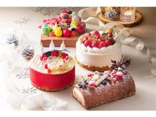 予約受付中!横浜ベイホテル東急のクリスマスケーキは全5種