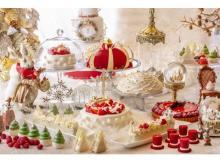 デザートビュッフェ「アリスinクリスマス・マジック」開催!