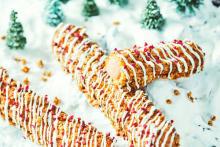 手土産にぴったりの華やか仕立て「クロッカンシューザクザク」にクリスマス限定フレーバーが登場!