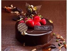 早期予約が◎!ホテル日航福岡「CHRISTMAS CAKE 2018」