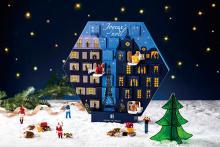 アンリ・ルルーのクリスマス商品がやってくる!キャラメル入りのアドベントカレンダーなどキュートなアイテムが多数登場♡