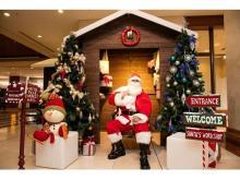 ヒルトン小田原に一足早いクリスマスマーケットが登場!