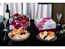こだわりの米菓を詰めたフォトジェニックな冬の贈り物