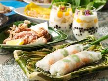 本格ベトナム料理が楽しめる!「ベトナムフェア」開催