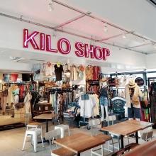 グラムで値段が決まる?コスパ最強のビンテージアパレルショップ「KILO SHOP」はご存知ですか?