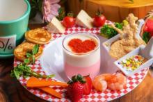不思議の国は鍋もゆめカワ♡アリスレストランの秋冬メニューは「チーズジェニック」がテーマ!