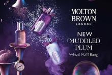 「モルトンブラウン」からクリスマスコレクション第1弾が発売!素敵な香りに包まれるハッピーなクリスマスに♩