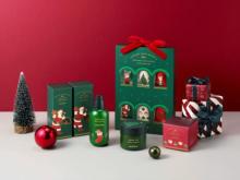 イニスフリー「グリーンクリスマス」限定コレクション発売