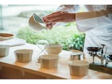 期間限定!特別な一杯をサーブするお茶カフェが六本木に登場