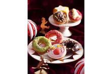 クリスマスケーキの予約受付も開始!セバスチャン・ブイエの遊び心溢れる焼き菓子セットがキュート♡