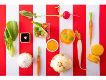 身体も嬉しい「野菜とマヨネーズのアフタヌーンティー」開催