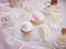 白銀とパールの世界をイメージ♩コンラッド東京、冬のアフタヌーンティー&ビュッフェがフォトジェニック♡