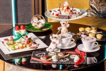クリスマスシーズンの女子会にも♡ ザ・プリンスギャラリー 東京紀尾井町のテディベアと楽しむアフタヌーンティー