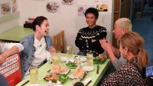森尾由美&松本明子、早見あかりが来店「本音でハシゴ酒」のお店紹介in上野